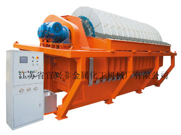 High Tech Ceramic Vacuum Disc Filter High Performance For Separate Mine Slurry